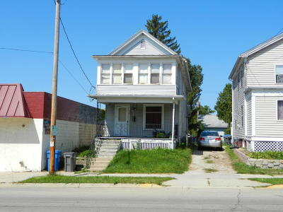Watertown Single Family Home For Sale: 112 E Cady St