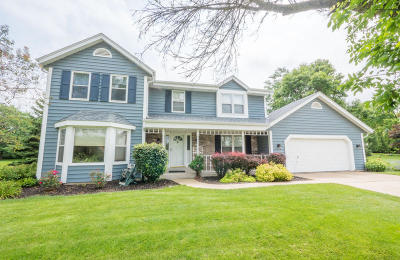 Ozaukee County Single Family Home Active Contingent With Offer: 9107 W Stanford Ct