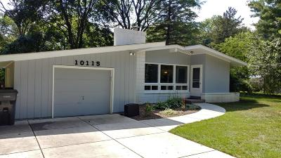 Hales Corners Single Family Home Active Contingent With Offer: 10115 W Ridge Rd
