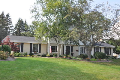 Brookfield Single Family Home For Sale: 17575 Echo Ln
