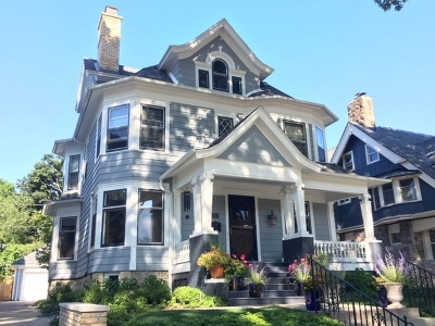 Milwaukee Single Family Home For Sale: 2915 N Marietta Ave