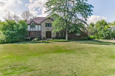 West Bend Single Family Home For Sale: 1190 Senior Dr