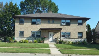 South Milwaukee Multi Family Home Active Contingent With Offer: 626 Sherman Ave