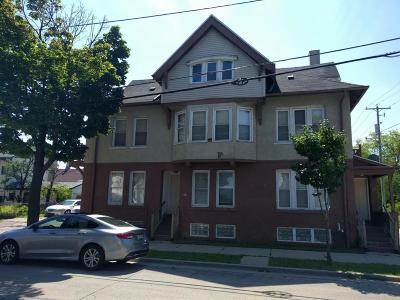 Milwaukee Multi Family Home For Sale: 413 W Clarke St #419