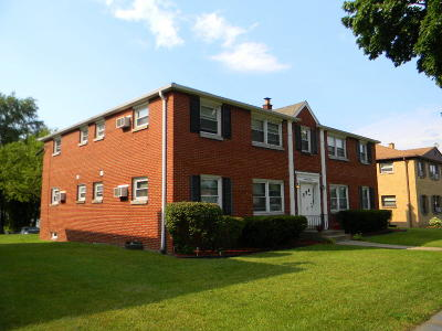 Milwaukee Multi Family Home Active Contingent With Offer: 4914 W Forest Home Ave