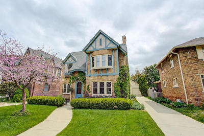 Shorewood Single Family Home For Sale: 4440 N Maryland Ave
