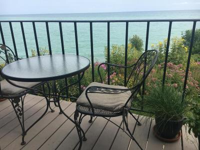 Racine County Condo/Townhouse Active Contingent With Offer: 700 Waters Edge Rd #8