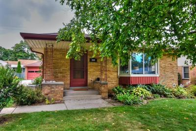 Wauwatosa Single Family Home For Sale: 507 N 104th St