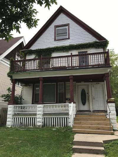Milwaukee County Multi Family Home For Sale: 3036 N 1st St #3038