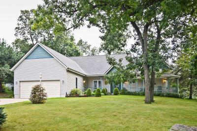 Waukesha Single Family Home For Sale: 1309 Hickory Dr
