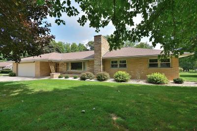 Brookfield Single Family Home Active Contingent With Offer: 3310 San Marcos Dr