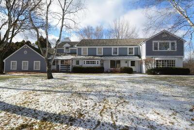 Milwaukee County Single Family Home For Sale: 9485 N Range Line Rd