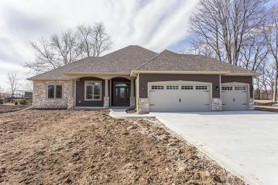 Kenosha County Single Family Home For Sale: Lot 16 Majestic Way