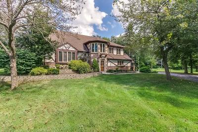 Racine Single Family Home For Sale: 4705 Bluffside Dr