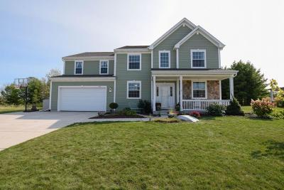 Ozaukee County Single Family Home Active Contingent With Offer: 1479 Aster