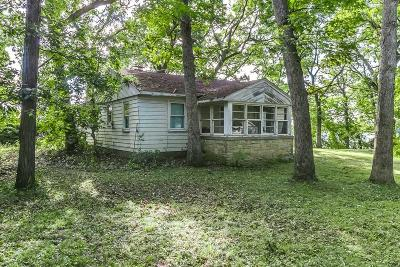 Kenosha County Single Family Home Active Contingent With Offer: 6619 243rd Ave