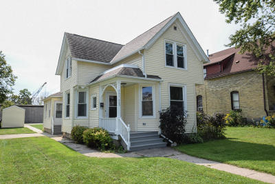 Ozaukee County Two Family Home For Sale: 467 W Oakland Ave