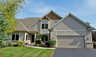 Mequon Condo/Townhouse Active Contingent With Offer: 10496 N Hidden Creek Ct