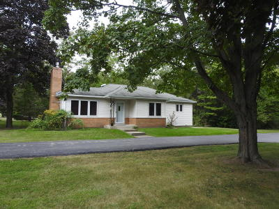 Kenosha County Single Family Home Active Contingent With Offer: 5420 16th Pl