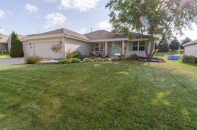Jefferson County Single Family Home Active Contingent With Offer: 605 Chadwick Dr