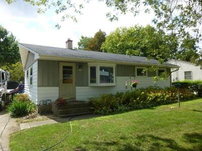 South Milwaukee Single Family Home Active Contingent With Offer: 1401 Park Ave