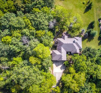 Racine County Single Family Home For Sale: 5025 Wood Lilly Ln