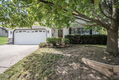 Waukesha Single Family Home Active Contingent With Offer: 1923 Michigan Ave