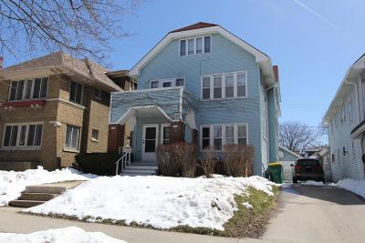 Shorewood WI Two Family Home For Sale: $285,000