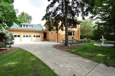 Racine Single Family Home For Sale: 3908 Washington Ave