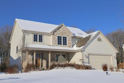 Muskego Single Family Home For Sale: W146s7761 Stags Leap Ct