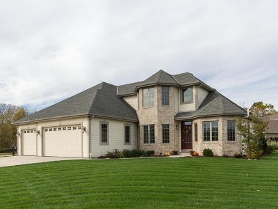 Racine County Single Family Home For Sale: 2722 Bartels Dr