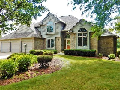 Whitewater Single Family Home For Sale: W9665 Homburg Ln