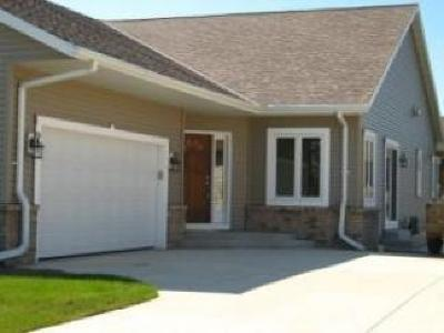 Jefferson County Two Family Home Active Contingent With Offer: N7751 Maple Ridge Rd #7759