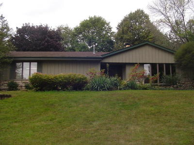 Waukesha Single Family Home Active Contingent With Offer: S73w26265 Sierra Madre Ct