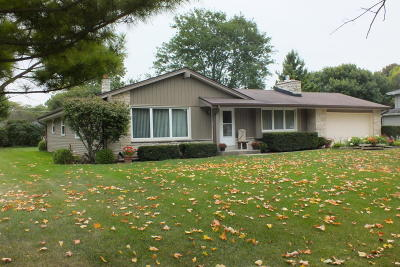 Brookfield Single Family Home Active Contingent With Offer: 3290 Old Lantern Dr