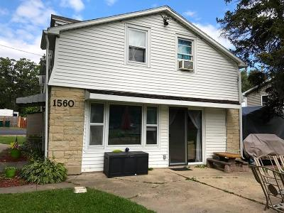 Single Family Home For Sale: N1560 Orchid Dr
