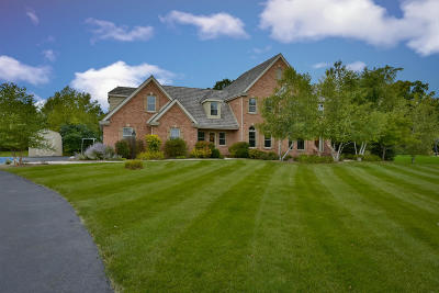 Ozaukee County Single Family Home For Sale: 1953 Night Pasture Rd