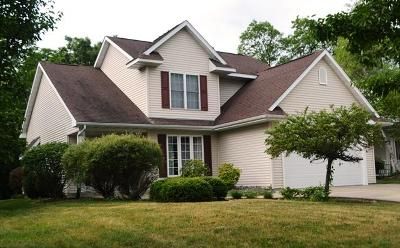 Pleasant Prairie Single Family Home For Sale: 3425 125th St