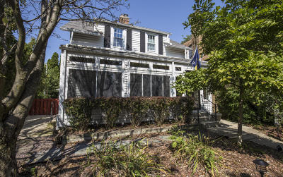 Shorewood Single Family Home Active Contingent With Offer: 1816 E Lake Bluff Blvd