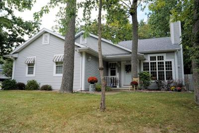Racine County Single Family Home Active Contingent With Offer: 3238 Great Oak