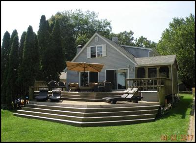 Kenosha County Single Family Home Active Contingent With Offer: 2316 Haerle