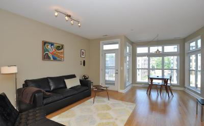 Milwaukee Condo/Townhouse Active Contingent With Offer: 1915 N Water St #203