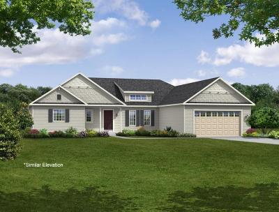 Hartland Single Family Home Active Contingent With Offer: N69w27713 Leslie Ln #Lt33