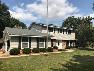 Greendale Single Family Home Active Contingent With Offer: 8898 Greenview Ln