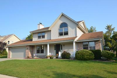 Washington County Single Family Home Active Contingent With Offer: N172w20624 Westfield Dr