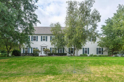Pewaukee Single Family Home Active Contingent With Offer: N28w30279 Red Hawk Ct