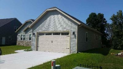 Single Family Home For Sale: Lot 17 Marshland Dr
