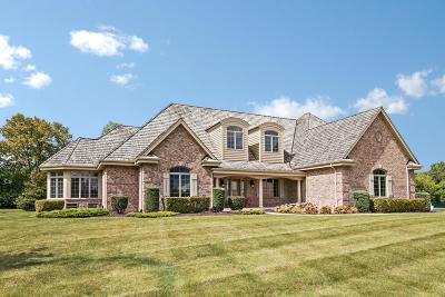 Ozaukee County Single Family Home For Sale: 12855 Birch Creek Rd