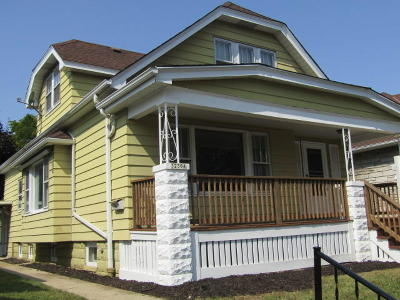 Milwaukee Two Family Home For Sale: 3239 S 10th St
