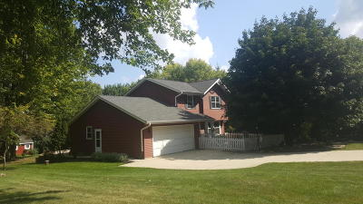 Muskego Single Family Home For Sale: S68w19180 Lembezeder Dr